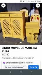 SAPATEIRA DE MADEIRA ANTIGA