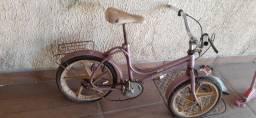 Bicicleta mormai aro 18