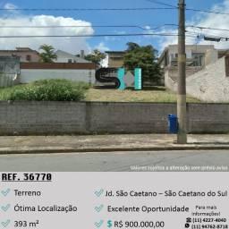 Terreno Bairro Jardim São Caetano