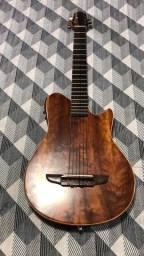 Violão flat handmade com captação crafter