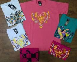 Camisas top várias marcas