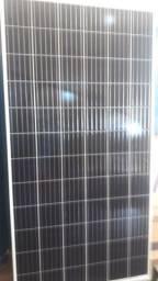 kit 2 placas solar + bomba solar 3 polegadas   + Controlador