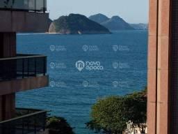 Apartamento à venda com 4 dormitórios em Copacabana, Rio de janeiro cod:CO4AP56704