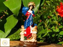 Estatueta Nossa Senhora Desatadora dos Nós