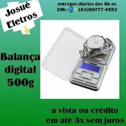 Título do anúncio: Balança digital de bolso 500gr bolso_varejo e atacado entrega a domicílio jp e região