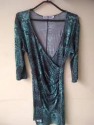 Vendo vestido estampado da Açúcar Moreno por R$35