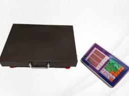 """Balança Digital de Plataforma 150kg Bluetooth """"sem fio"""""""