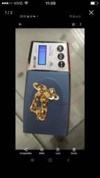 Título do anúncio: Pulseira ouro top,troca em iPhone