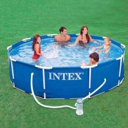 Piscina intex 4.485 litros