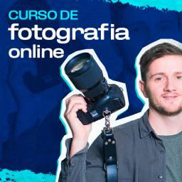 Curso Fotografia Online - Acesso Vitalício