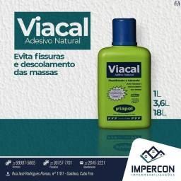 Viacal Viapol - 1L, 3,6L e 18L