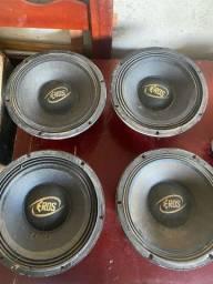 Vendo médios de 12 e 4 cornetas 305
