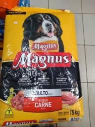 Ração Magnus Adulto Carne Premium