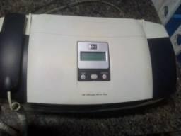 Impressora, fax e telefone