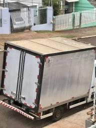 Baú refrigerado 3,5m (leia o anúncio)