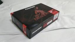 Powercolor Rx 580 Novissima/Recem Comprada Com Nota! Placa de vídeo Perfeita!