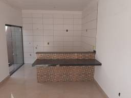Título do anúncio: Casa Santa Rosa com 70 m2, 3/4 Sendo 1 Suíte - Uberlândia - MG