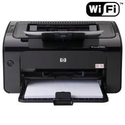 impressora hp laser p1102w wifi semi nova