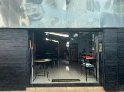 Restaurante, verdurão e cafeteria