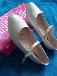 Título do anúncio: Sapato infantil Menina