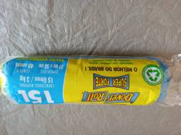 Sacos dover  roll 39 cm x 58 cm
