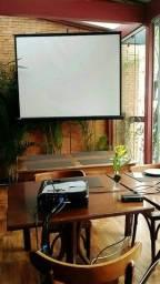 Título do anúncio: Alugamos Telão e Projetor para semana sipat - Curitiba