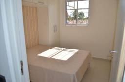 Apartamento em Muçumagro com 2 quartos e área gourmet. Pronto para morar