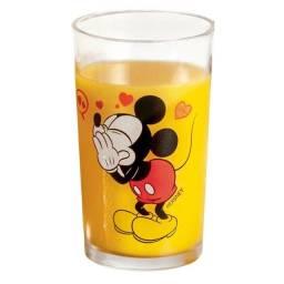 Copo de vidro Mickey