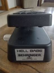 Pedal Behringer Hell Babe HB01 Ultimate Wah Wah