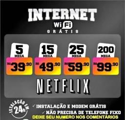 qualidade de internet
