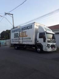 transporte e mudanças brasil