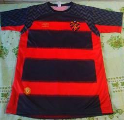 """Camisa Sport Recife I 20/21 Tamanho """"G"""""""