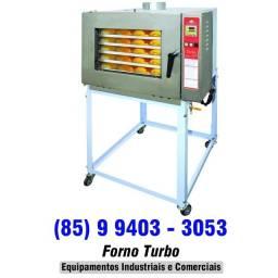 forno turbo de padaria na promissoria