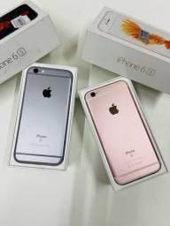 Título do anúncio: iPhone 6 S 16GB/32GB várias opções