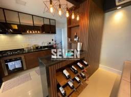 Apartamento à venda com 3 dormitórios em Vila aviacao, Bauru cod:6849
