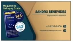 Título do anúncio: Maquininha Grátis - SAFRAPAY