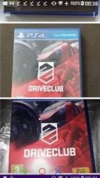 PS4 Drive Club (venda ou troca em PSP)