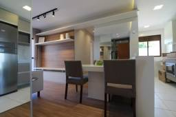 Apartamento em Colônia Rio Grande, São José dos Pinhais/PR de 54m² 2 quartos à venda por R