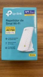 Repetidor Tp- Link de Sinal Mesh AC750