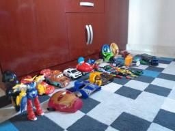 Kit de Brinquedos usados