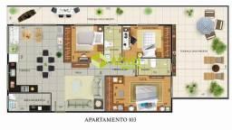 Título do anúncio: Apartamento com Área Privativa à venda, 3 quartos, 1 suíte, 2 vagas, SIDIL - DIVINOPOLIS/M