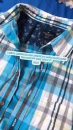 Título do anúncio: Camisa American Eagle