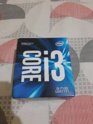 Título do anúncio: Processador Intel i3-7100 LGA 1151
