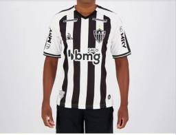 Camisa de jogo Uniforme 1 Clube Atlético Mineiro