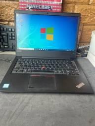 Thinkpad E480 i5 8th 8gb ddr4 500gb hdd