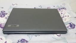 Notebook Acer - Intel Core i3 -4Gb memória -320Gb Hd - Tela 14'' Led - Ac Cartão 12X