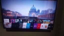 Smart tv 55 polegadas LG