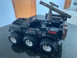 Jeep coleção Rambo