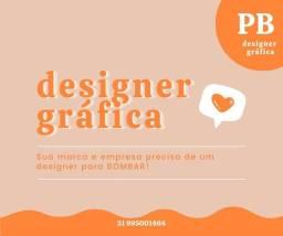 Título do anúncio: IDENTIDADE VISUAL E DESIGNER GRÁFICO.