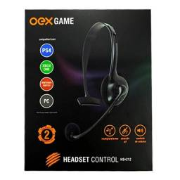 Headset Control Hs 212 Ps4 Xbox One